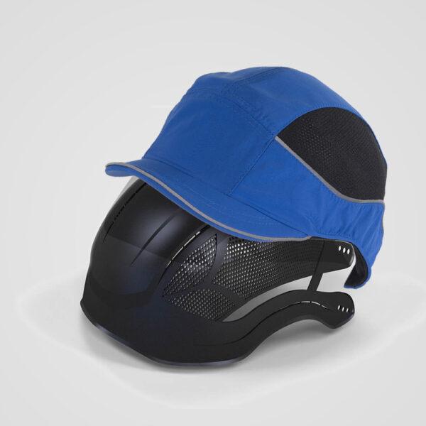 Air + 3cm bump cap royal blue