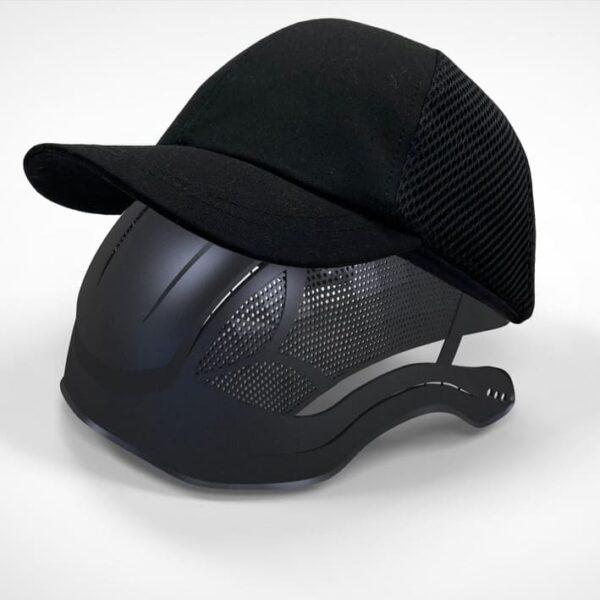 Casquette de sécurité la classic noir