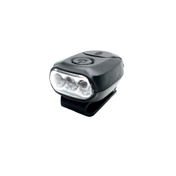 Lampe frontale LED pile