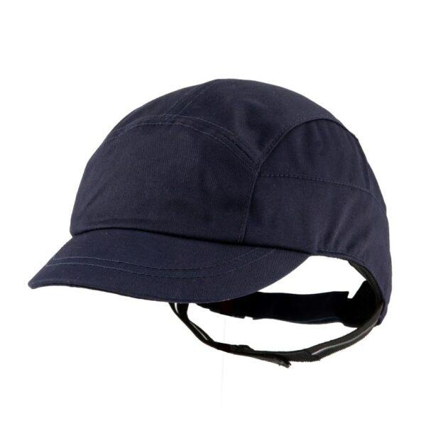 casquette anti-heurt non aérée