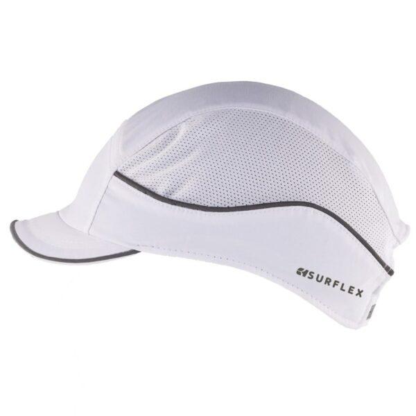 casquette anti-heurt blanc surflex