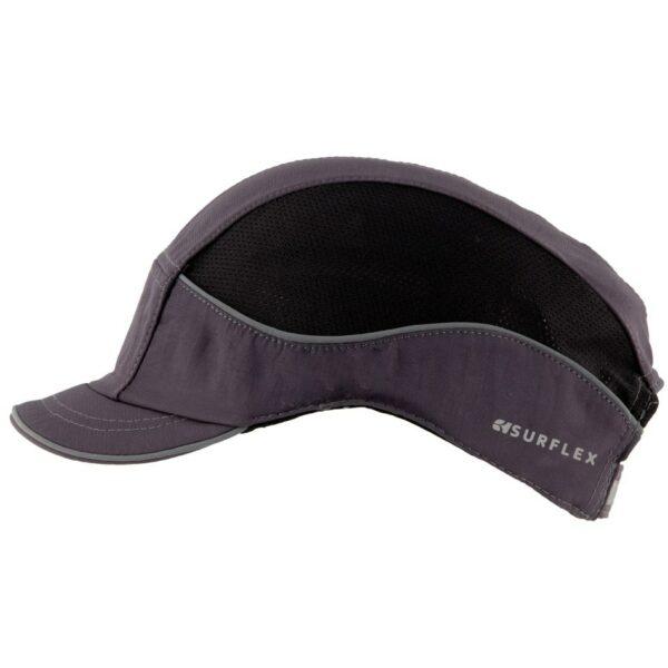 casquette anti-heurt grise surflex