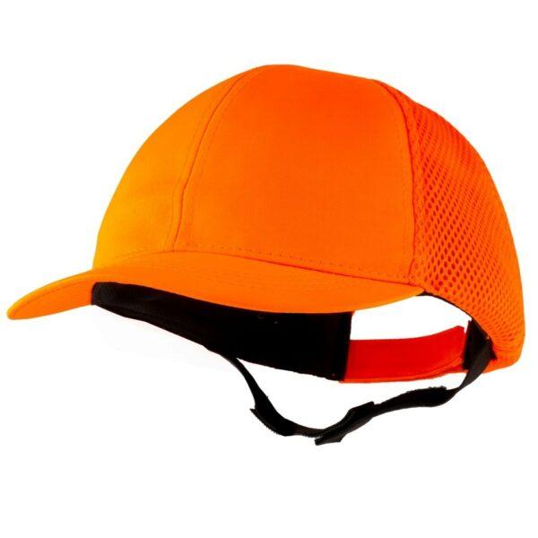 Casquette anti-heurt classic orange surflex