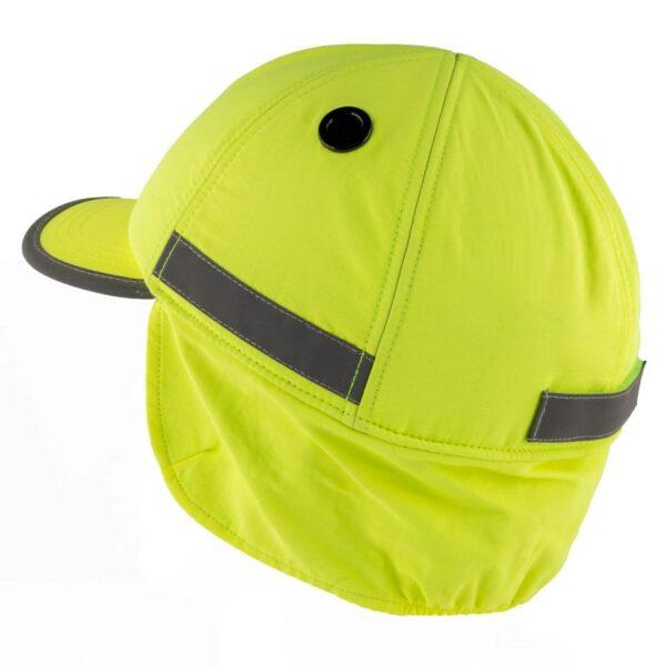 casquette de sécurité hiver surflex jaune