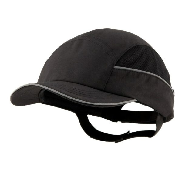 casquette anti-heurt surflex toute saison noir