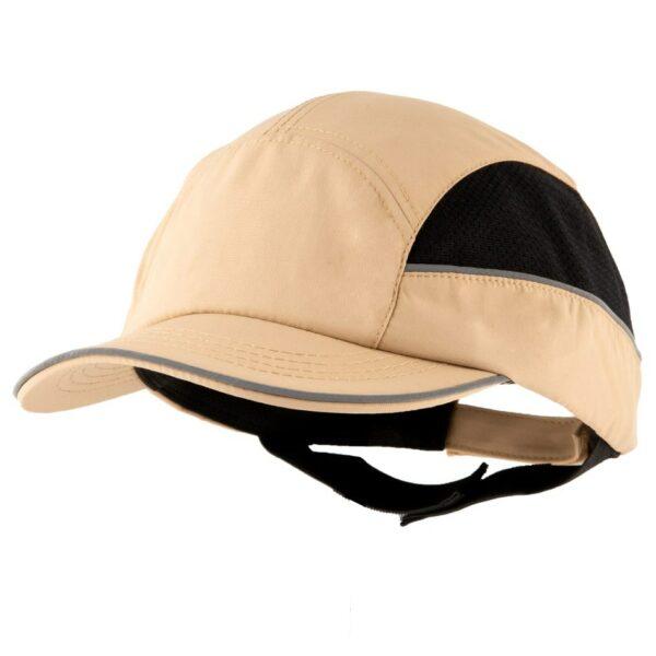 casquette de protection beige surflex