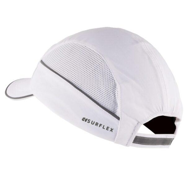 casquette de sécurité blanche surflex