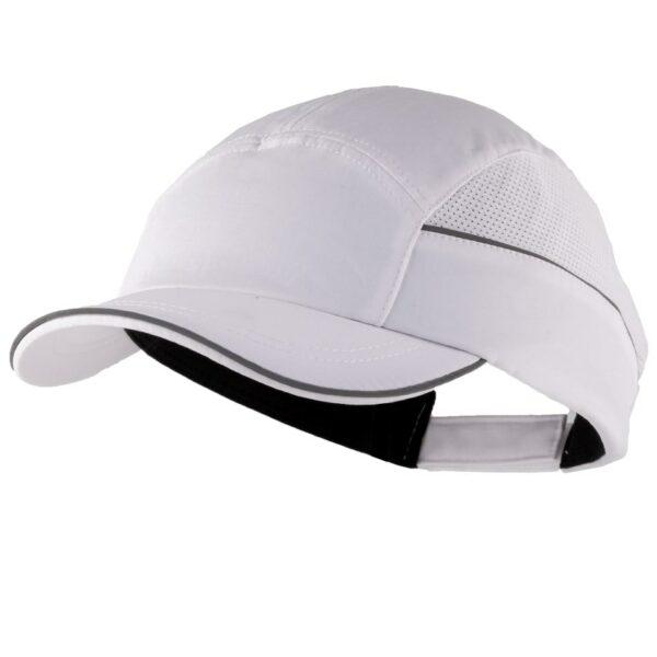 casquette de sécurité blanche