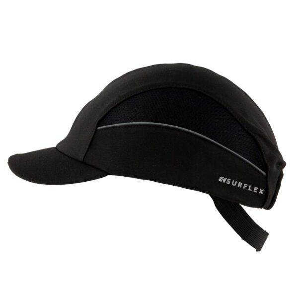 casquette de sécurité LED Noir
