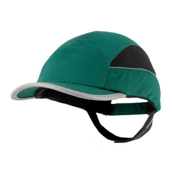 casquette sécurité vert